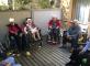 Activités physiques en terrasse Résidence Granger Draveil